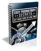 Easy Productivity Secrets
