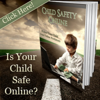 Product picture Child Safety Online Theme & eBook