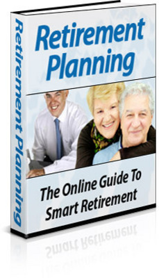Product picture Retirement Planning: The Online Guide to Smart Retirement