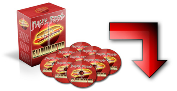 Product picture Junk Food Eliminator (MRR)