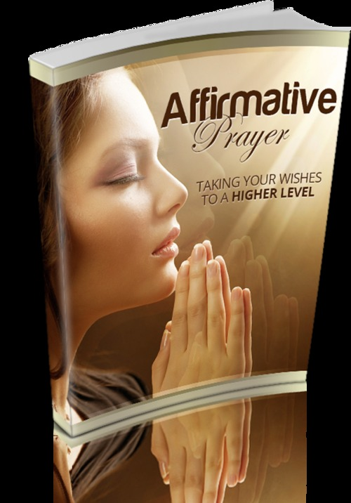 Product picture Affirmative Prayer (MRR)