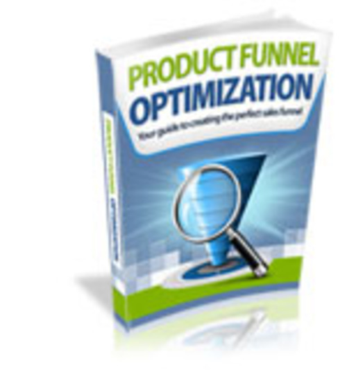 Product picture Product Funnel Optimization