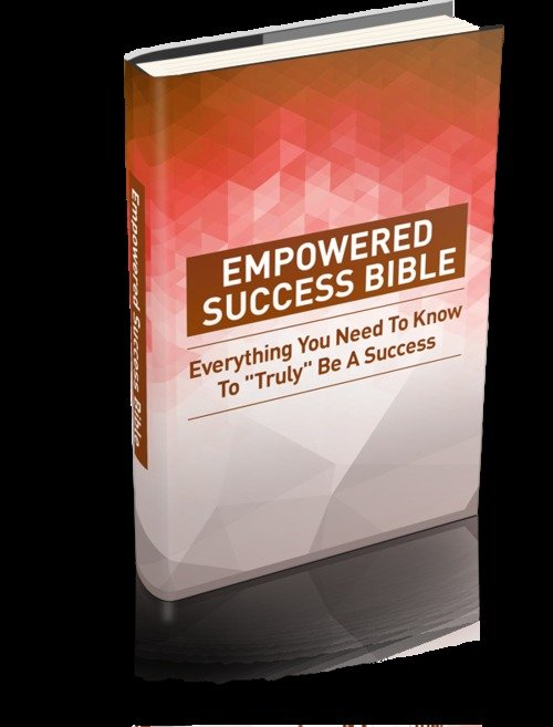 Product picture Empowered Success Bible (mrr)