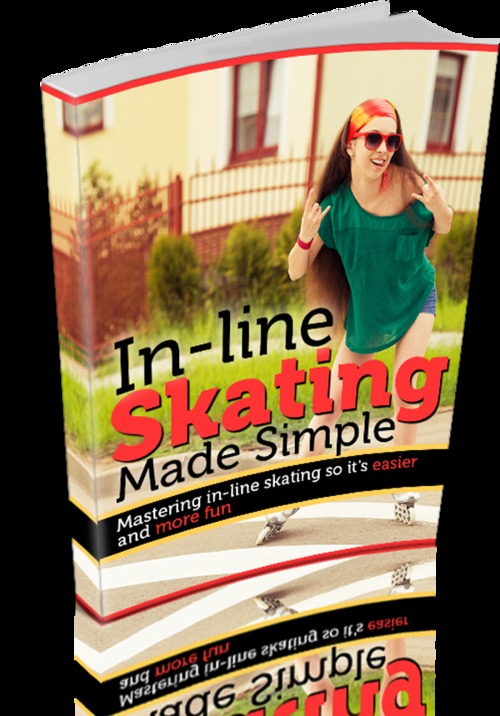 Product picture Inline Skating Made Simple mrr