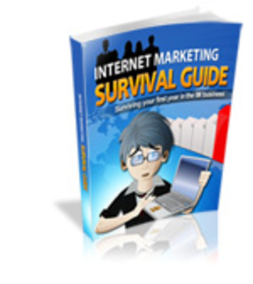 Product picture Internet Marketing Survival Guide mrr
