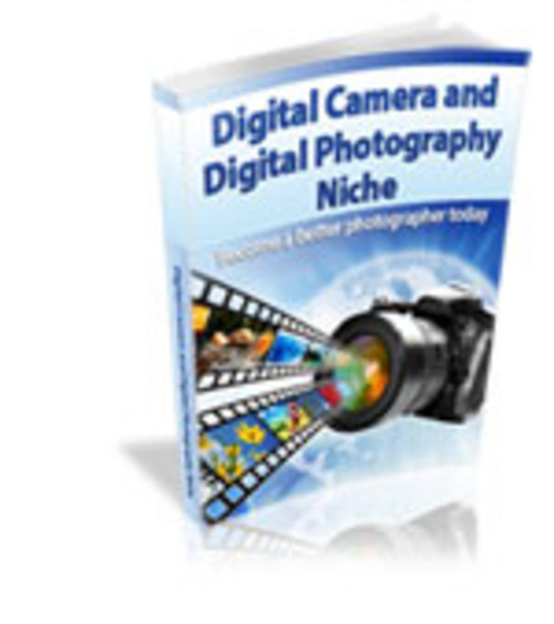 Product picture Digital Camera and Photography Tips mrr